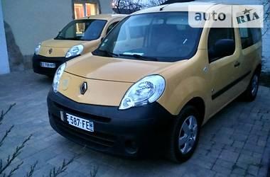 Renault Kangoo груз. ZE