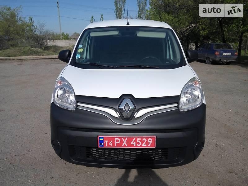 Renault Kangoo груз. 2013 в Днепре