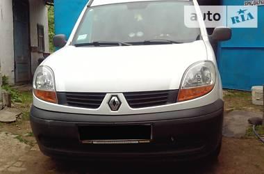 Renault Kangoo груз. 2006 в Кривом Роге