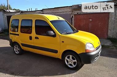 Renault Kangoo груз. 2002 в Луцке