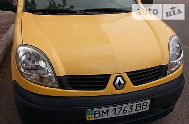 Renault Kangoo груз. 2008 в Недригайлове