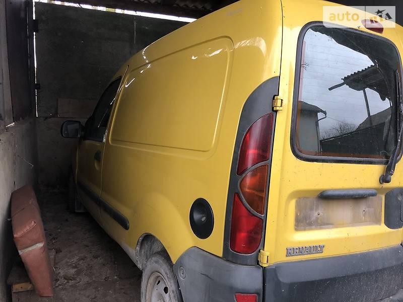Renault Kangoo груз. 1998 в Ивано-Франковске