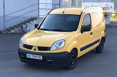 Renault Kangoo груз. 2007 в Хусте