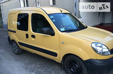 Renault Kangoo груз. 2008 в Остроге