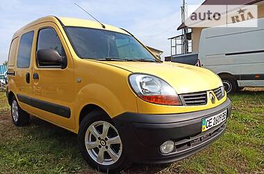 Renault Kangoo груз. 2006 в Черновцах
