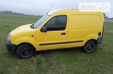 Renault Kangoo груз. 2000 в Костополе