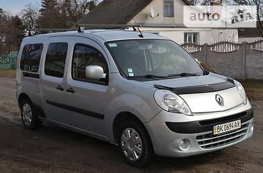Renault Kangoo пасс. MAXI 2010
