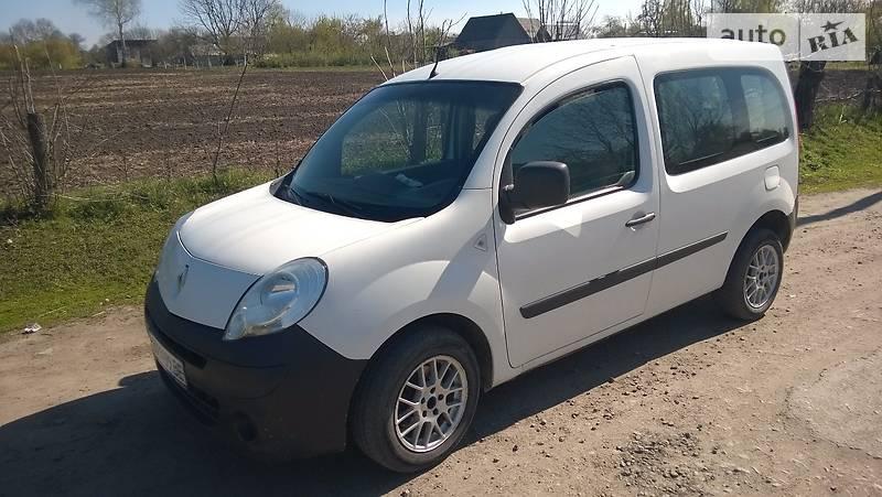 Renault Kangoo пасс. 2008 року в Хмельницьку