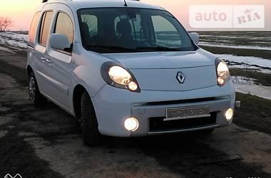 Renault Kangoo пасс. 2012 в Одессе