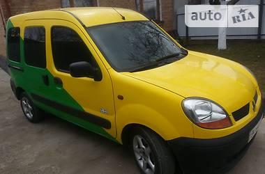 Renault Kangoo пасс. 2005 в Ровно