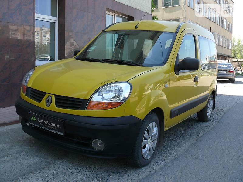 Renault Kangoo пасс. 2006 в Николаеве