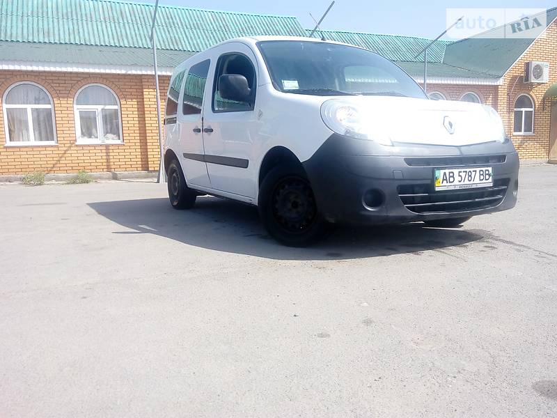 Renault Kangoo пасс. 2008 в Жмеринці