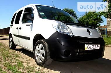Renault Kangoo пасс. 2012 в Звенигородке