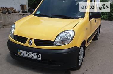 Renault Kangoo пасс. 2007 в Дубно