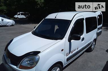 Renault Kangoo пасс. 2004 в Одессе