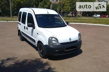 Renault Kangoo пасс. 2002 в Ровно