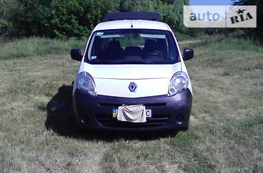 Renault Kangoo пасс. 2009 в Полтаве