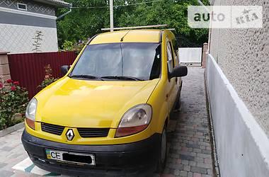 Renault Kangoo пасс. 2004 в Тернополе