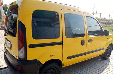 Renault Kangoo пасс. 2000 в Донецке