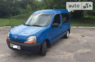 Renault Kangoo пасс. 2001 в Конотопе