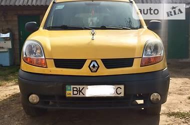 Renault Kangoo пасс. 2003 в Вараше