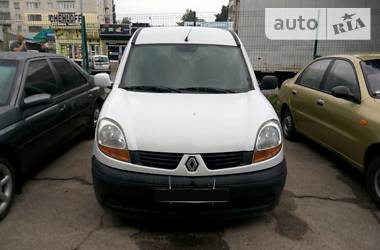 Renault Kangoo пасс. 2006 в Кропивницком