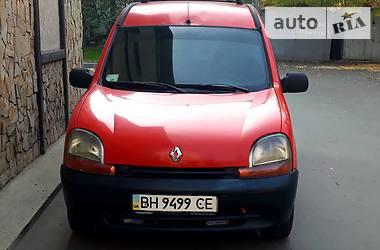 Renault Kangoo пасс. 2000 в Одессе
