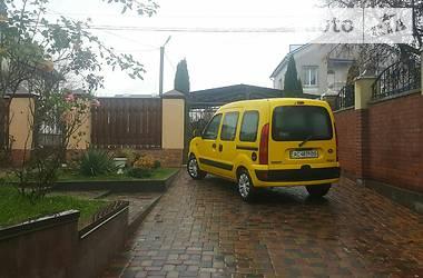 Renault Kangoo пасс. 2003 в Луцке