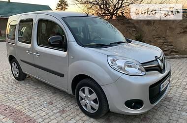 Renault Kangoo пасс. 2014 в Харькове