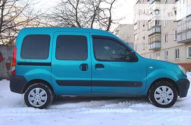 Renault Kangoo пасс. 2008 в Ичне