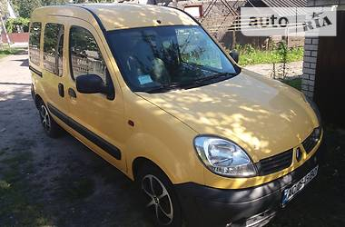 Renault Kangoo пасс. 2006 в Луцке