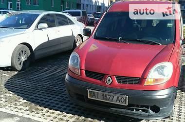 Renault Kangoo пасс. 2004 в Киеве