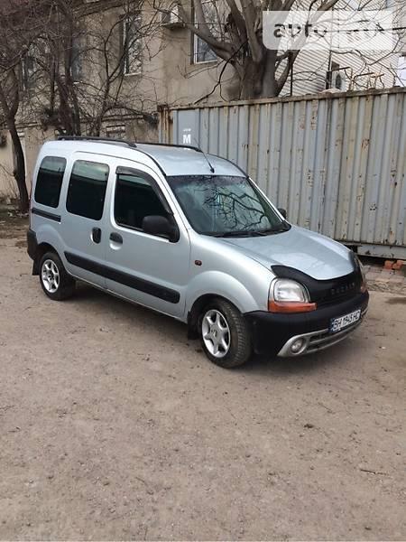 Renault Kangoo пасс. 2003 року в Одесі