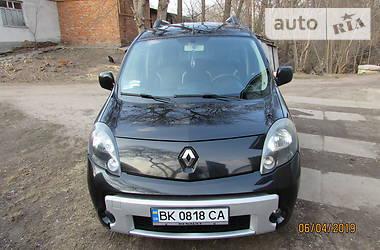 Renault Kangoo пасс. 2011 в Новгород-Северском