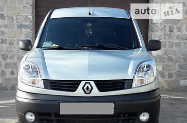 Renault Kangoo пасс. 2007 в Пятихатках