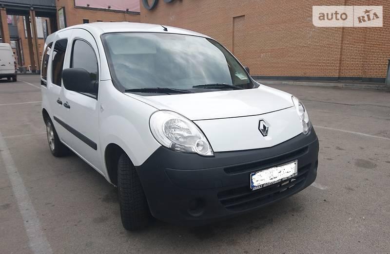 Renault Kangoo пасс. 2011 року в Дніпрі (Дніпропетровську)