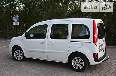 Renault Kangoo пасс. 2012 в Кременчуге