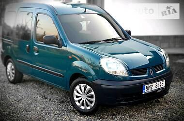 Renault Kangoo пасс. 2005 в Тячеве