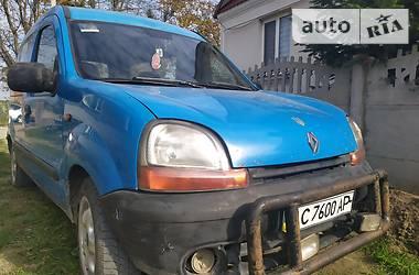 Renault Kangoo пасс. 1998 в Дубно