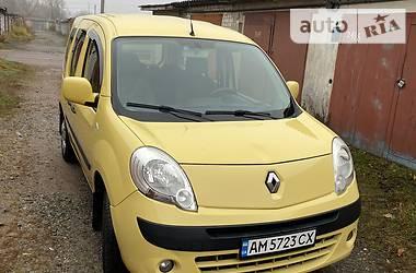 Renault Kangoo пасс. 2009 в Житомире