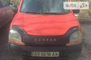 Renault Kangoo пасс. 2002 в Харькове