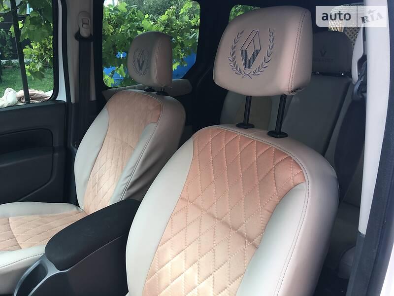 Renault Kangoo пасс. 2012 в Каменец-Подольском