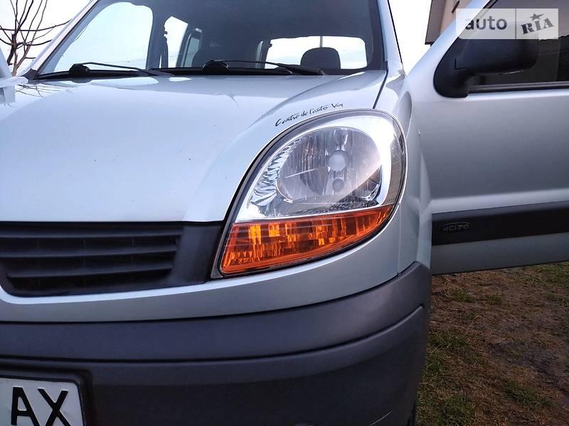 Renault Kangoo пасс. 2006 в Черновцах