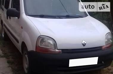 Renault Kangoo пасс. 1999 в Изяславе