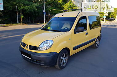 Renault Kangoo пасс. 2007 в Краматорске