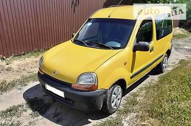 Renault Kangoo пасс. 2000 в Верхнеднепровске