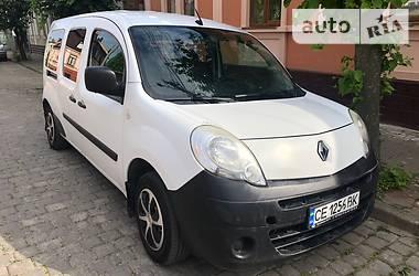 Renault Kangoo пасс. 2011 в Черновцах