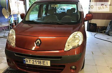 Renault Kangoo пасс. 2010 в Львове