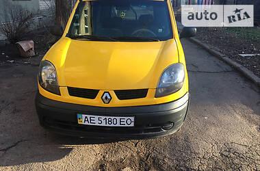 Renault Kangoo пасс. 2003 в Кривом Роге