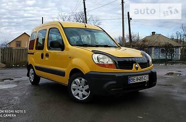 Renault Kangoo пасс. 2006 в Первомайске